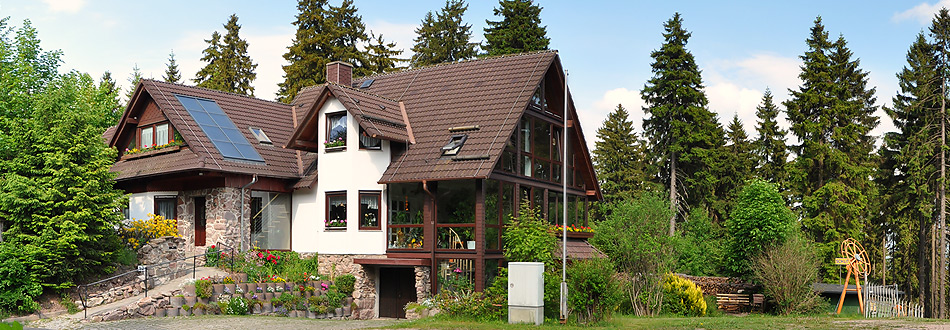 Unsere Pension in Oberhof
